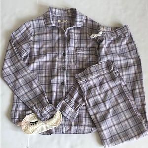 UGG Raven Woven Pajama Set